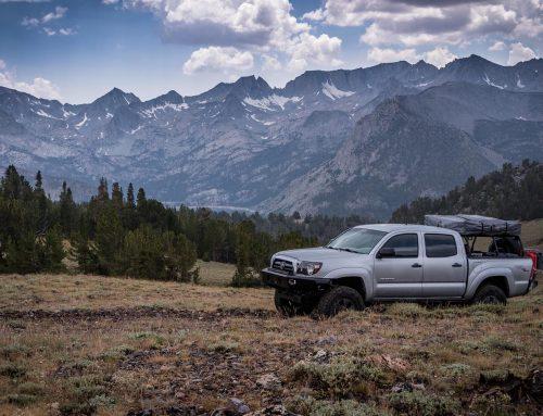Eastern Sierra's – Part 4