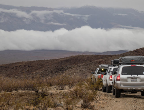 Death Valley – The Panamints – Pt.1
